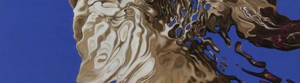 """Tit. """"Avignon"""" - Olio su Tela - 150 x 150 cm - 2013"""